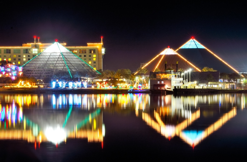 Festival Of Lights At Moody Gardens Is Open For Its